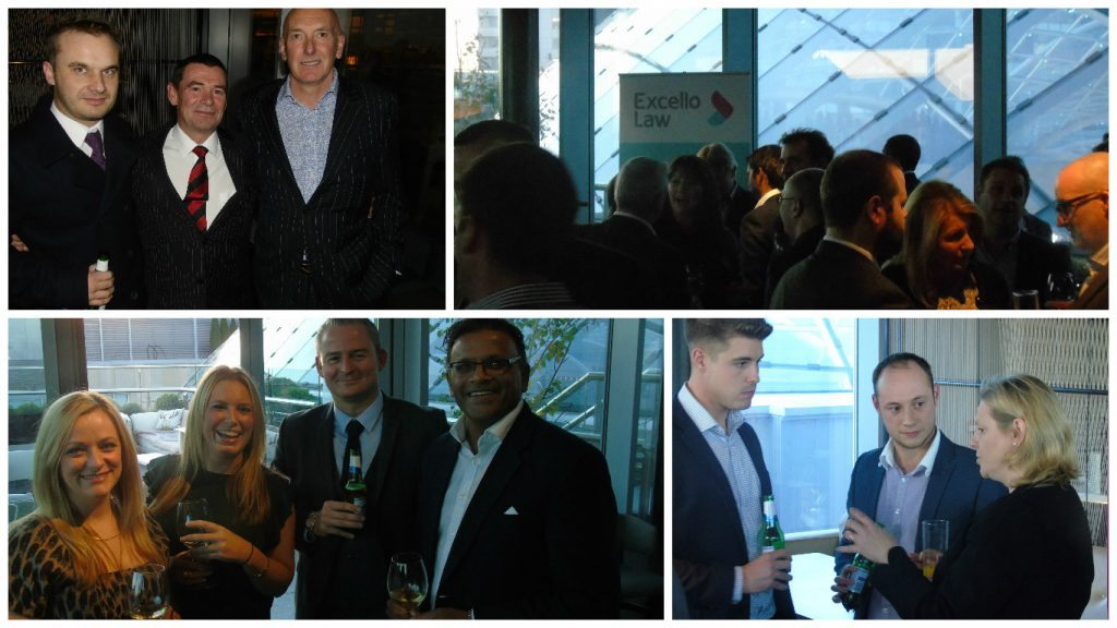 Excello Law Leeds launch